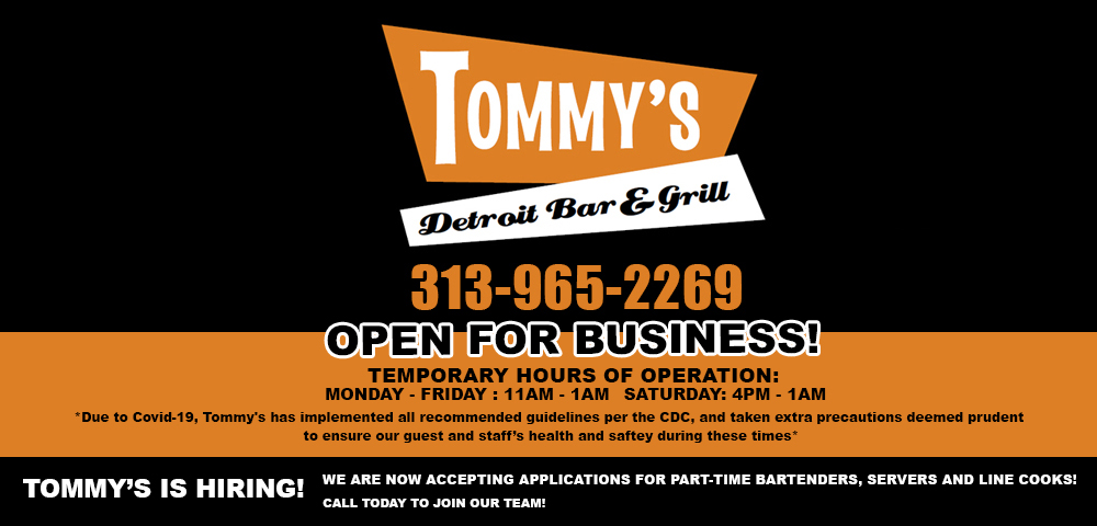 Tommy's Detroit Bar & Grill